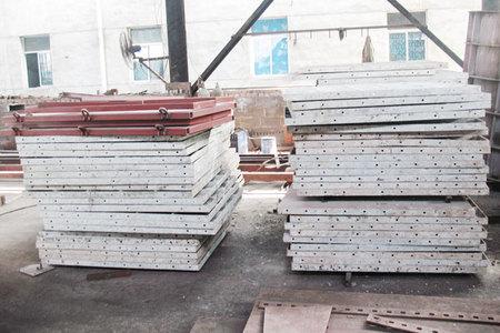 钢模板平板模租赁