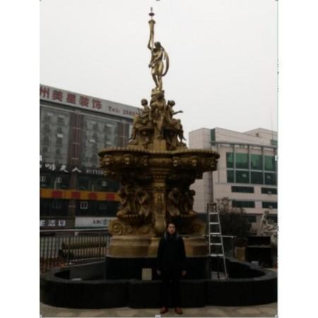 河北喷泉雕塑生产厂家