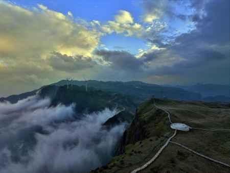 贵州乌蒙大草原景区