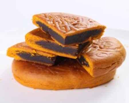 披砂坝子荞饼制作