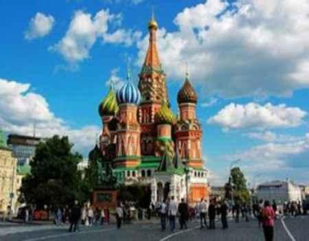 俄罗斯旅游景区