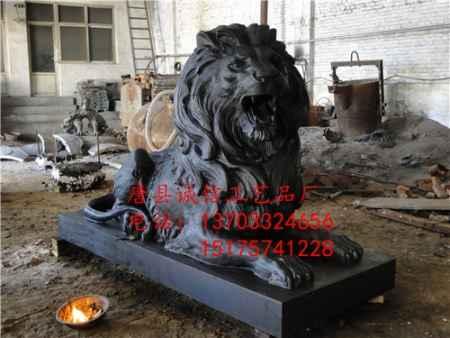 铜狮子制作厂家