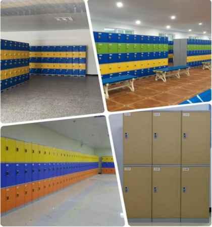 广州塑料置物柜