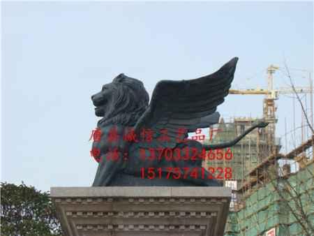 铜狮子雕塑厂