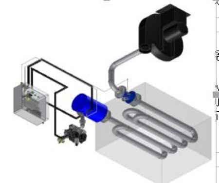 液槽直接加热节能设备制造