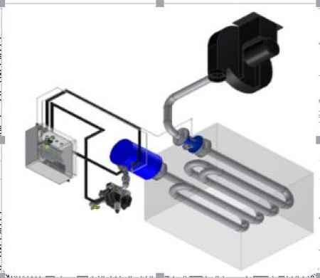 水节能加热设备