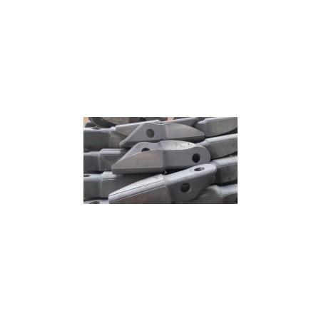 辽宁塔式起重机鱼尾板生产