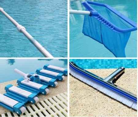 游泳池清洁工具