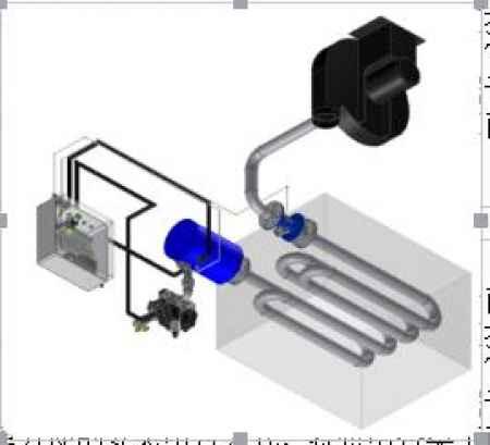 液体水直接加热工具