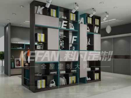 六维空间智慧人生书柜生产