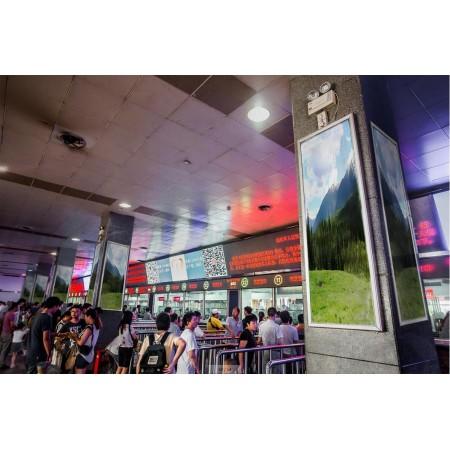 陕西火车站广告位招商