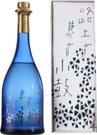 进口小鼓纯米大吟酿路上有花葵清酒供应