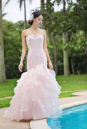 婚纱礼服售价