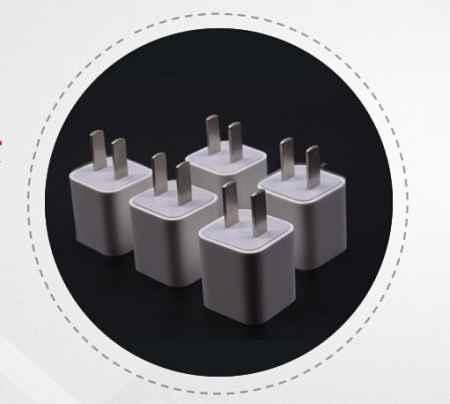 苹果白充电源头加工厂家