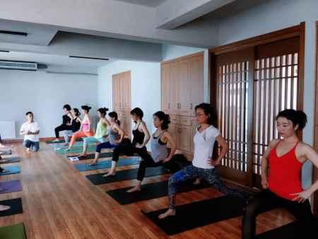专业瑜伽教练培训