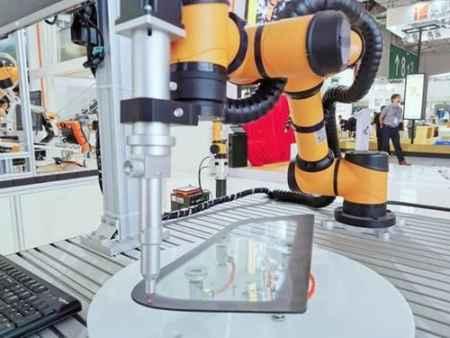 江苏机器人涂胶校准系统