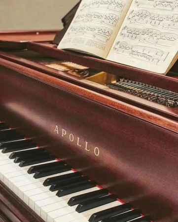 日本APOLLO钢琴的辉煌历史代理