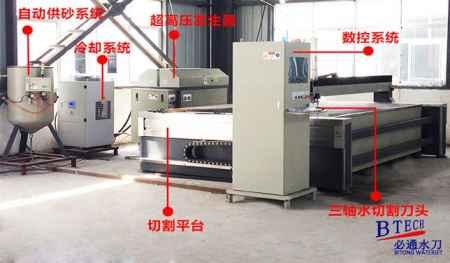 南京高压水切割机批发