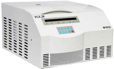 TGL20高速冷冻离心机