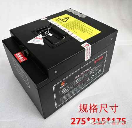 电动两轮车锂电池生产