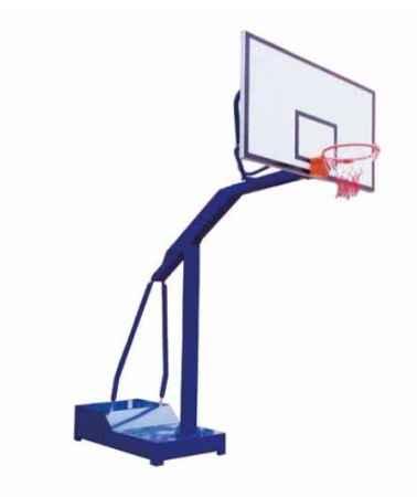 澳瑞特移动篮球架