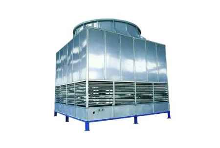西安不锈钢逆流式冷却塔生产厂家