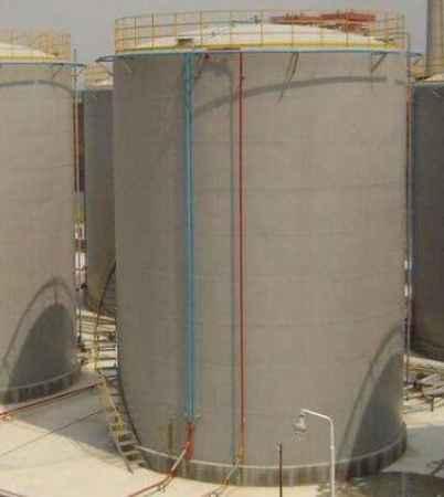 西北立式油罐工程