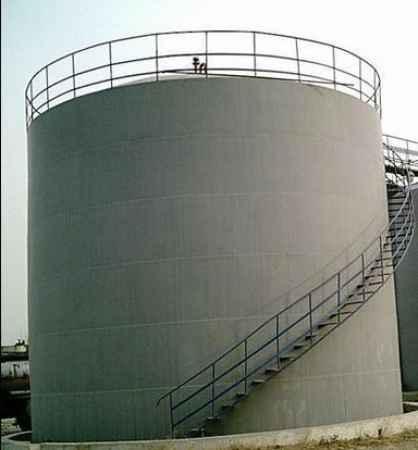 山西立式油罐