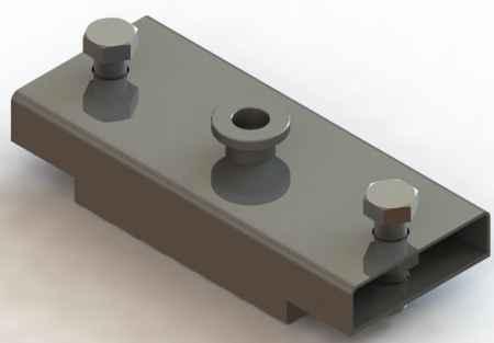 PC模具专用磁力夹具