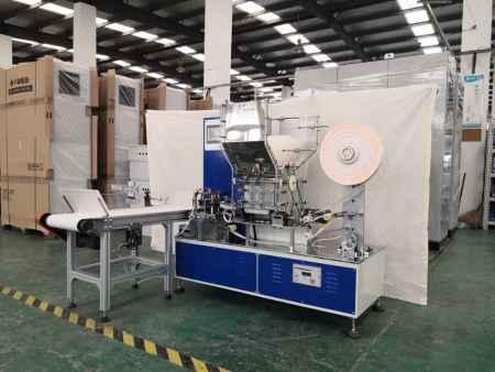 南京纸吸管包装机