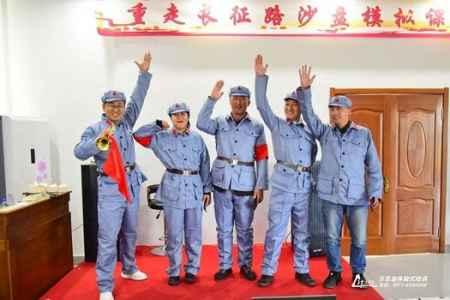 河南党建主题沙盘基地
