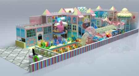 郑州儿童乐园多少钱