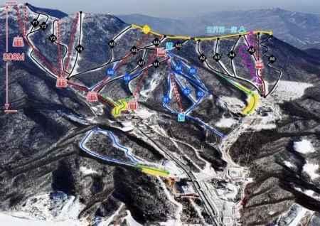滑雪场景区规划及二次改扩建哪家好
